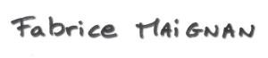 Signature Fabrice