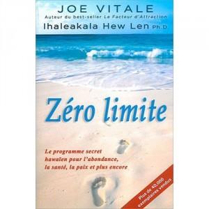 Livre zéro Limite Joe Vital