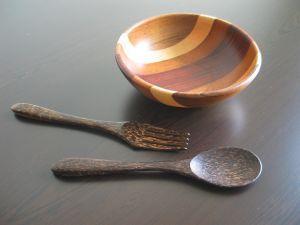 L'histoire du bol de bois