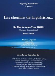 DVD : Les Chemins de la Guérison