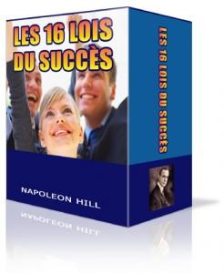 Les principes de la reussite de Napoléon HILL