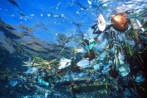Le continent de déchets
