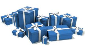 Plus de 4 ans de cadeaux ;-)