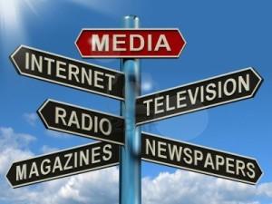 inondé de films, d'émission, d'informations multiples sur divers supports.
