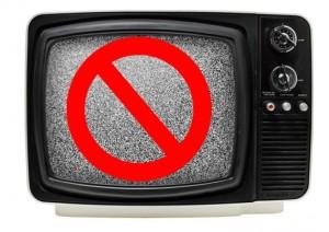 Cessez de regarder la TV