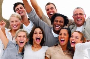 Rire pour être en bonne santé